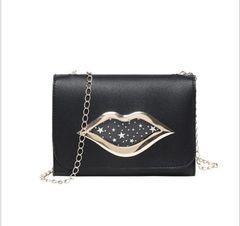 Lidies Bags Bags Women's Bags Female Bag Mobile Phone Bag Small Bag Fashion Fema Ladies bagle bag Black