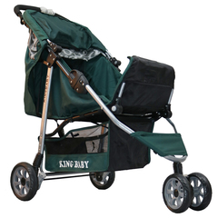Baby Stroller/ Foldable Stroller green normal