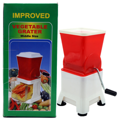 Vegetable Grater orange middle