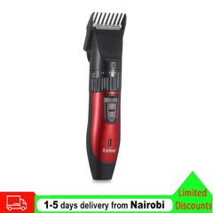 Electric Shaver Beard Clipper Kit remover cutting machine hair trimmer as the picture one size