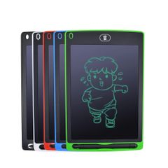 8.5 Inch Smart LCD Writing Tablet Electronic Notepad Kids Drawing Handwriting Board Educational Toy Blue 8.5 inch