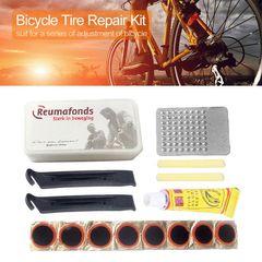 Portable Mountain Bike Repair Tools Kit Pump wrench Cyclist Bicycle Tool Multi-Purpose Tire Repair As picture