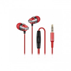 ZOOOK ZM-EM14- Sports Style Earphone With MIC Red