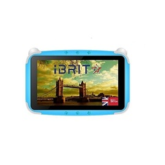 iBRIT KIDS K1-Kids Tablet + Free Pre- Installed Apps -1GB RAM & 8GB ROM Blue