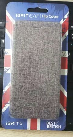 IBRIT i5&i7 phone flip covers NOT FOR SALE. Buy IBRIT i5&i7  and get it Free Grey Normal