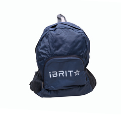 iBrit Backpack. NOT FOR SALE. Buy iBrit i2 and get a FREE Backpack Grey one
