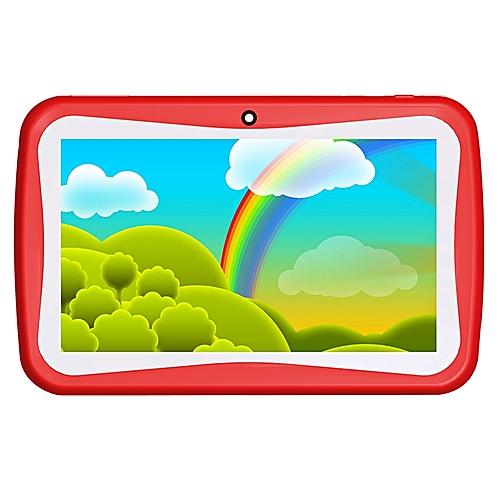 "Kids Tablet 7"" Screen 1GB+8GB Android 8.1  CTRONIQ – K9 KinderTab red"