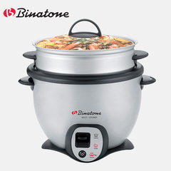 Binatone MCS-2250 3 in 1 Multi-Cooker Rice Cooker 750W 2.2L White