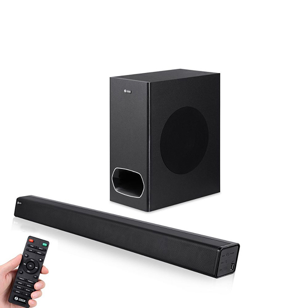 ZOOOK ZB-Studio One 2.1 Speaker Bluetooth 3D Soundbar black 130W zoook
