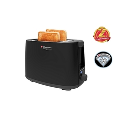 BInatone POP-212 Two Slices Bread Auto Pop Up Toaster Black