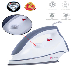 Electric Dry Iron For Clothes Binatone – DI 108 grey