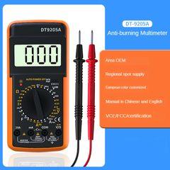 Digital Multimeter AC/DC Transistor Tester Electrical NCV  Meter Profesional Analog Auto Range as picture