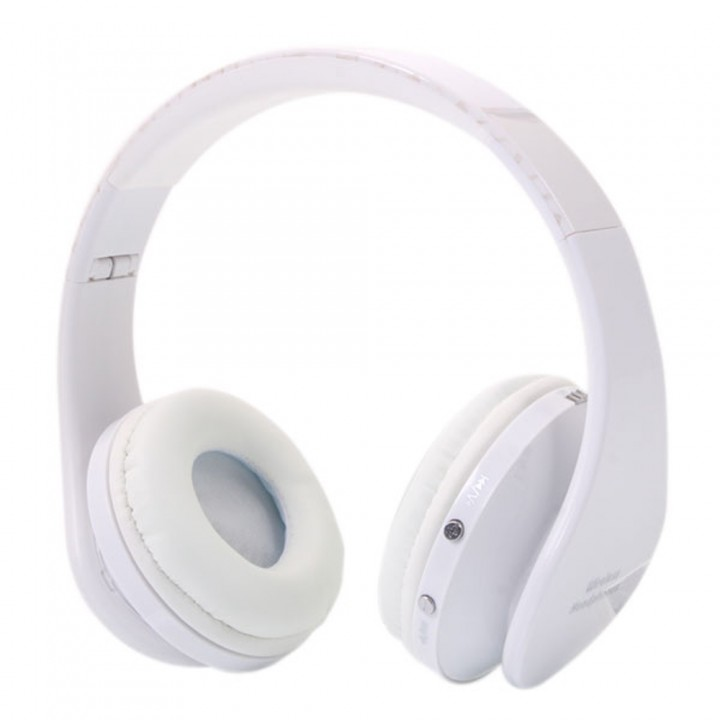 Wireless Bluetooth Foldable Headset Stereo Headphone Sport For Samsung iPhone LG