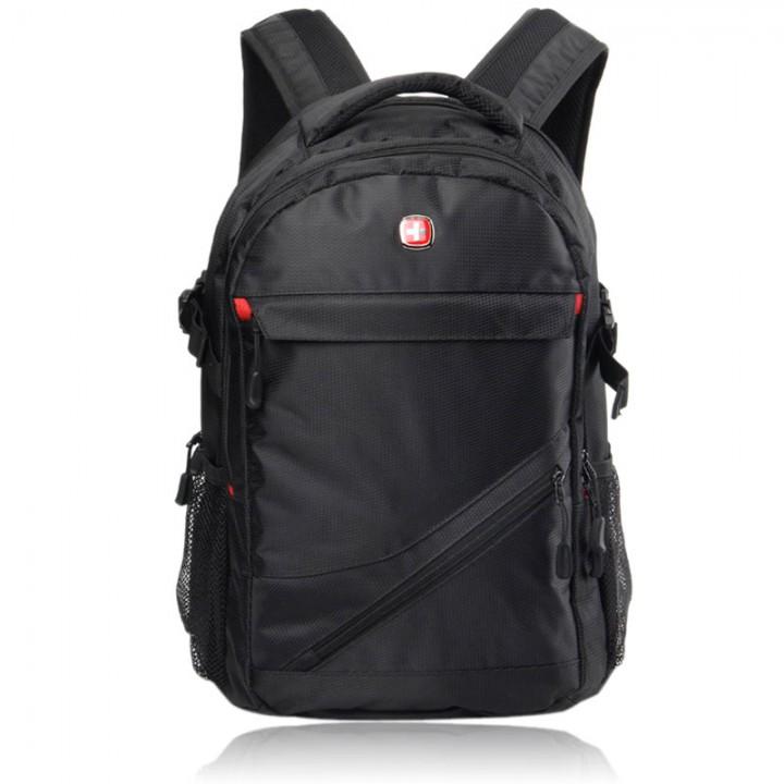 SwissGear Waterproof 17 Laptop Backpack Computer Outdoor School Travel Bag black one size