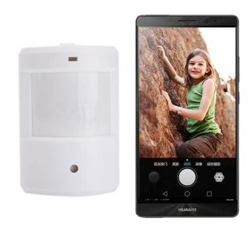 Wireless Door Bell PIR Welcome Alarm Motion Sensor Detector Door Bell white one size