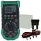 MASTECH MS8268 Digital Auto/ Manual AC DC Voltage Multimeter Capacitance Test as picture one size
