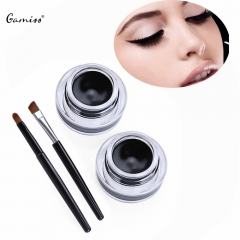 Black Beauty Cosmetic Waterproof Eye Liner Gel Black