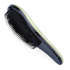 4 Color Styling Magic Professional Detangle Comfortable Hair Comb Brush Easy To Carry Silver One Size