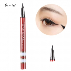 1Pcs Gamiss Waterproof Long Lasting Liquid Eyeliner Pen Beauty Makeup Liquid Eye Liner Magic Makeup as the picture