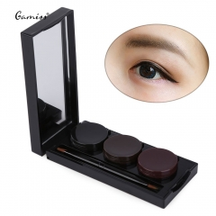 Black Womens Long Lasting Eye Liner Cream Makeup Eye Liner Beauty Cosmetic Waterproof Eyeliner Gel black