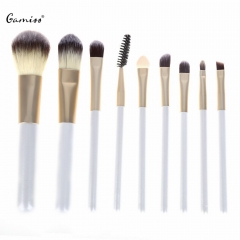 Poly Cost Beauty Cream Cosmetic Foundation Makeup Brush Set 2016 Hot Sale Professional Brush Set pink