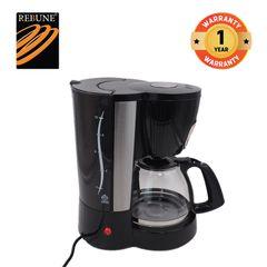 Rebune RE-6-019 1.25L Coffee Maker Auto keep warm Black 1.25L
