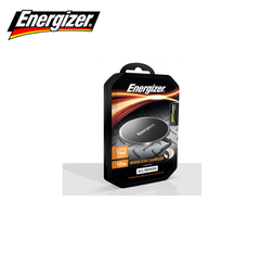 Energizer Wireless  Charging Pad 10w  Lifetime+Cable Bk Black normal