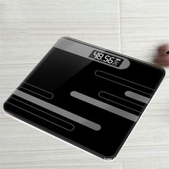 Weighing Scale Body Scale Electronic Digital Scale Black