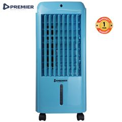 PREMIER PM-AC1 Evaporative Air Cooler Blue