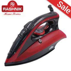RASHIK RN-726 1.8M Ceramic full function iron with self cleaning reddish purple