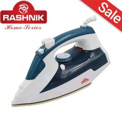 RASHNIK RN-723  1.8m Ceramic full function iron with self cleaning Green