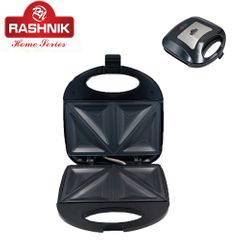 RASHNIK RN-1701 2 Slicer  Electronic Sandwich Toaster Maker as picture