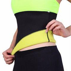 Body tummy, sports, waist, waistband, body sculpting, waistband, yoga, waistband Black M