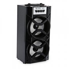 MS - 147BT Wireless Bluetooth Speaker Portable High Power Output FM Radio Music Player black 8w MS - 147BT