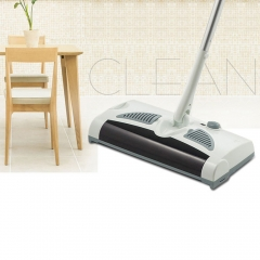 W-S018 Household Sweeper and Mop 2 in 1 Rotatable Cordless Electric Robot Cleaner Sweeper Drag