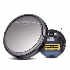 ILIFE A4 Smart Robotic Vacuum Cleaner Mop Self-charge HEPA Filter Sensor Remote Control ROBOT