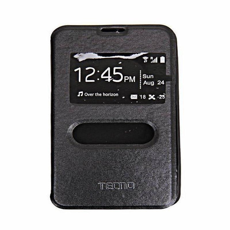 low priced 94b18 3f89b Tecno R7 - Double Case Window Black 4