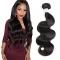 8'-28' 6A Remy Hair 100% Virgin Brazilian Human Hair Body Wave Hair Weave 100g/pcs 1 Bundle natural color 10 inch