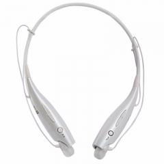 Bluetooth Wireless Headset Stereo Headphone Earphone Sport Handfree Universal black white