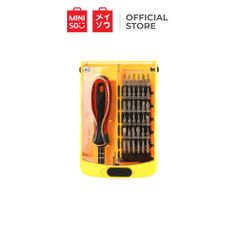 Miniso Thirty Seven Pieces Screwdriver Set as picture
