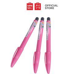 Miniso Pluspens Water-based Fibre-tip Pen-1pcs Pink