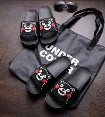 The Fashion Style Kumamon Slippers SWISSANT® green us9.5