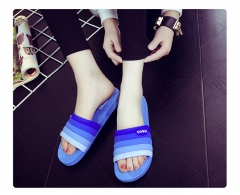 Slippers Men/Women Beach Slippers House Slippers Summer Sandals Home Indoor Slippers SWISSANT® blue uk4.5
