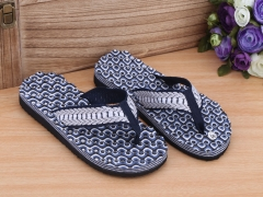 Mens Sandals Slipper men's beach shoes men fashion slippers EVA flip flops SWISSANT® blue uk7.0