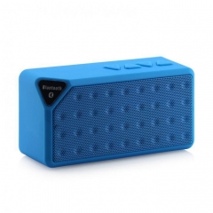 Mini Bluetooth Wireless  Speaker Music Player blue one size