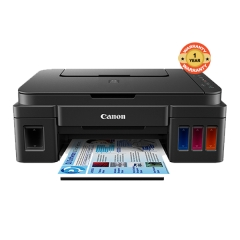 Canon Pixma G2400 - Multi-Function 3-in-One Printer black