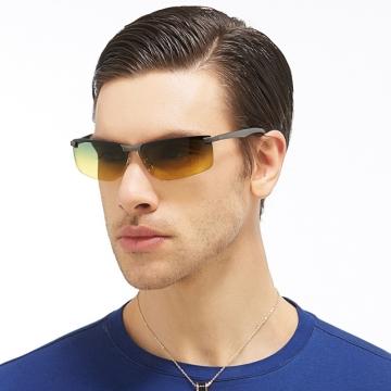 Men Polarized  Night Vision and Day's Sunglasses FSKA106 1