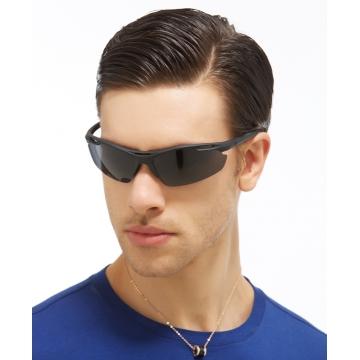 Men Polarized Riding Sunglasses FSK674 black one size