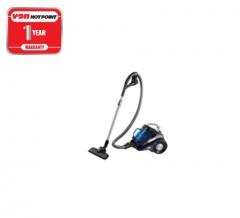 Von Hotpoint Vacuum Cleaner HVC-1412HS 1.4L Bagless - Silver