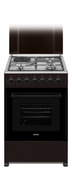 SIMFER 3 Gas + 1 Electric Cooker (5312NEB) - White
